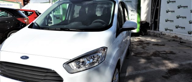 FORD COURIER TITANIUM ECOBOOST